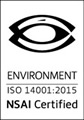 Elite Environment ISO Certificate