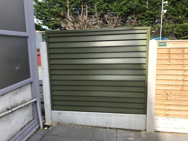 Kilally fence Haldane Fisher classic Olive Green