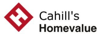 Cahills Homevalue Hardware
