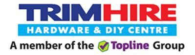Trim Hire Hardware & DIY Centre
